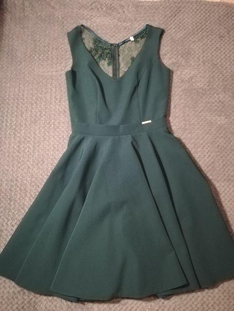 Piękna sukienka midi