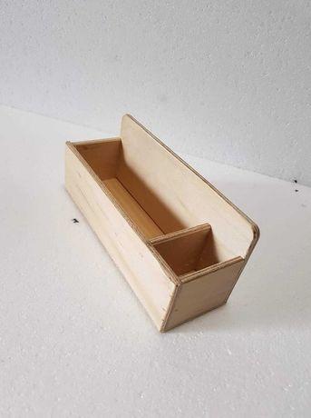 Pudełko Kart trójdzielnych Montessori