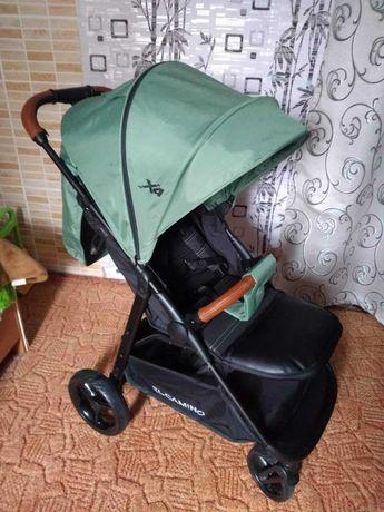 Продам новую прогулочную детскую коляску