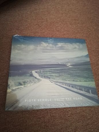Nowa płyta Piotr Scholz Suite the road