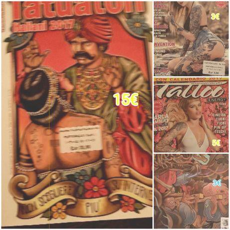 Revistas de Tatuagens