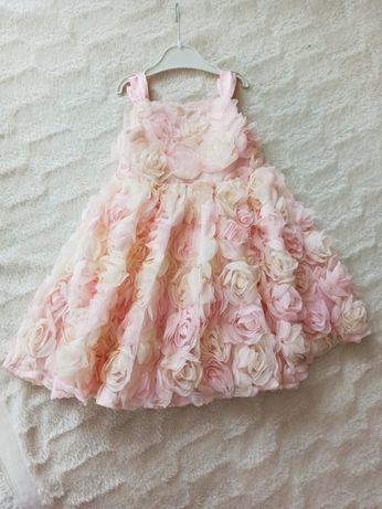 Monsoon плаття для дівчинки 3-5 рочків