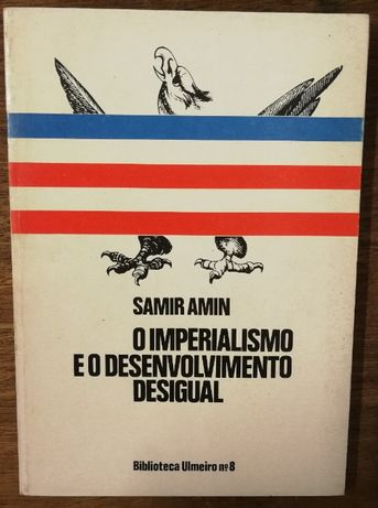 o imperialismo e o desenvolvimento, samir amin, biblioteca ulmeiro