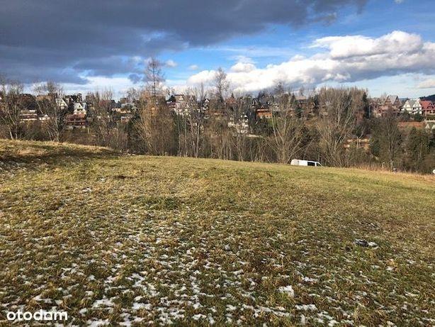 Działka, 1 824 m², Bukowina Tatrzańska