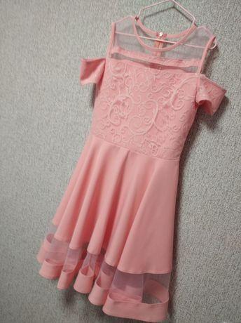 Нарядне плаття 146 р. для дівчинки 9-10 років нарядное платье сукня