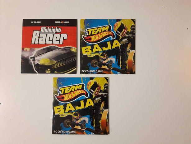 Midnight Racer, Baja Team Hot Wheels- Gra PC CD-ROM