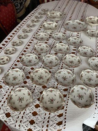 35el poniemiecka najpiękniejsza porcelana Rosenthal Moliere Moosrose