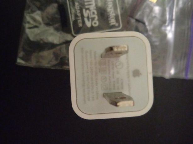 Зарядное устройство iPhone оригинал новое!