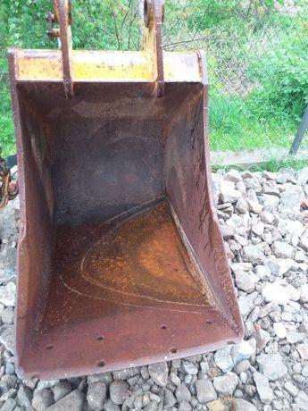 Łyżka do kopania 80 cm  do koparki liebherr 902, cat, oryginalna