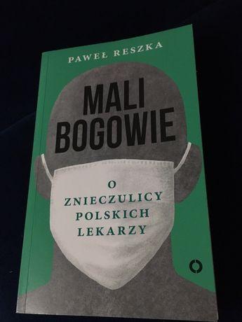 Książka Mali Bogowie o znieczulicy polskich lekarzy