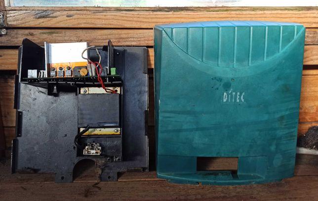 Placa electrónica de motor Ditec para portão de correr