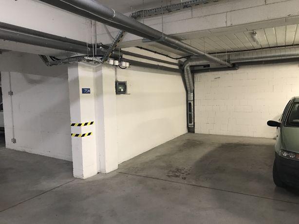 Wynajmę garaż parkitka  miejsce w garażu podziemnym