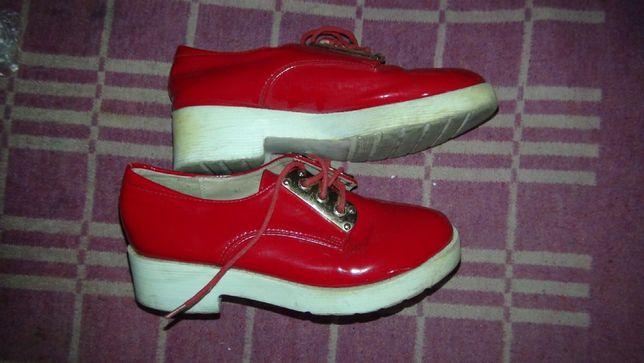 Красные туфли, 36
