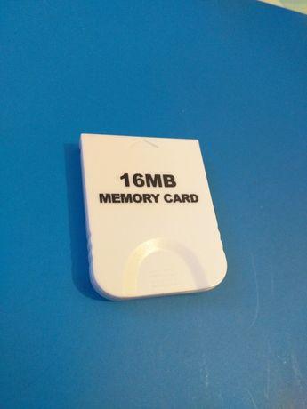 Karta pamięci do konsoli Nintendo Gamecube 16mb dol-014 251 bloków
