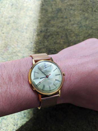 Часы Луч 23 камня позолота au20+
