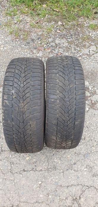 Продам шини 205/55/r16 Dunlop зима Черновцы - изображение 1