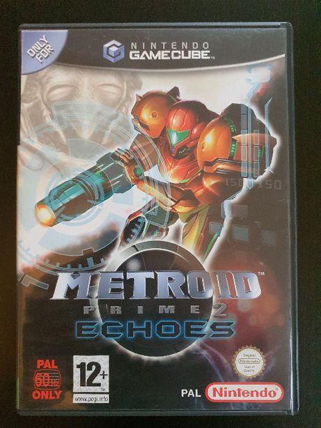 Metroid Prime 2 Echoes - GameCube