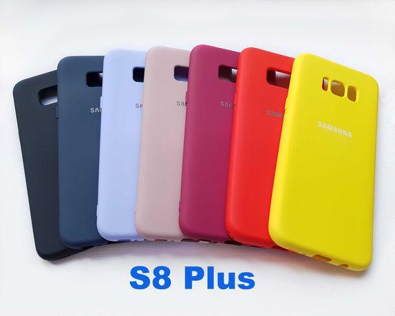 Силиконовый чехол Samsung Galaxy S8 / S8 plus / s9 / s9 plus / s10e