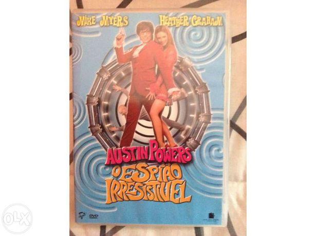 DVD o espião irresistível