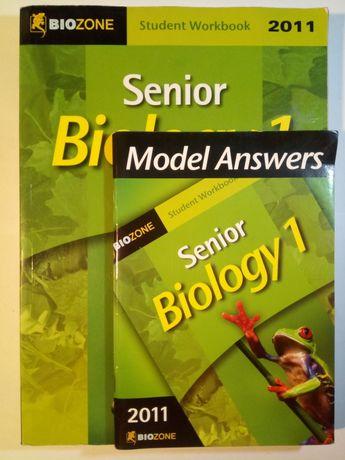 Biozone senior biology IB + klucz odpowiedzi