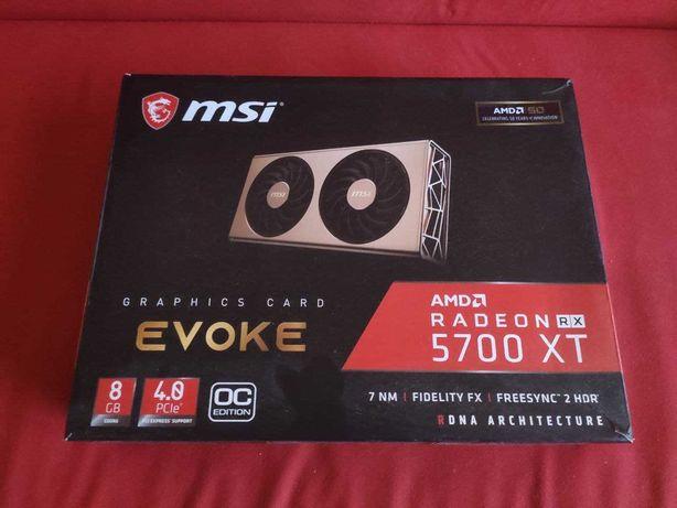 MSI Radeon RX 5700 XT Evoke OC 8ГБ GDDR6