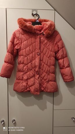 Dziecięca zimowa kurtka