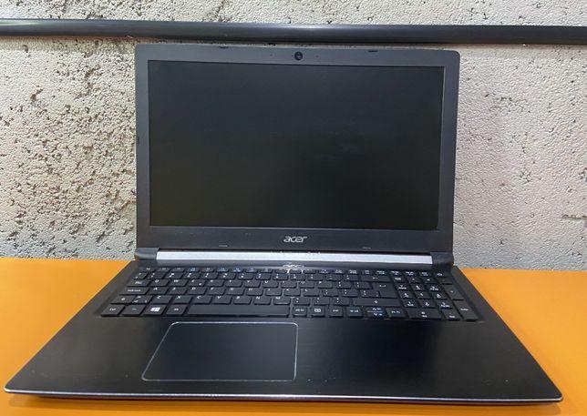 "Acer 515-51/Intel Core i7-7500U/8GB/256 SSD/NVIDIA MX130/15,6""FHD"