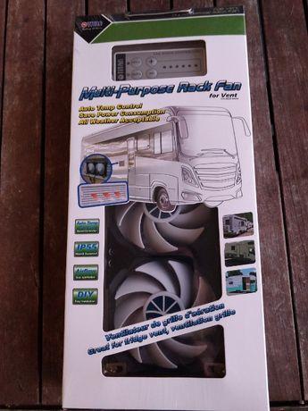 Kit duplo de ventilação para frigoríficos de absorção