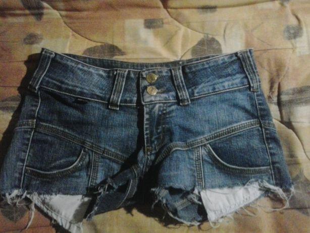 шорты для девочки-подростка