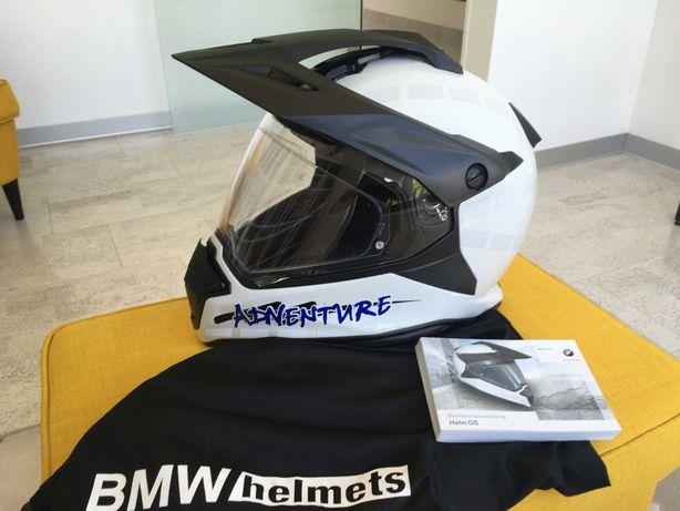 Kask BMW GS Carbon rozmiar M