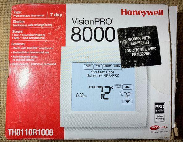 Honeywell VisionPRO 8000 TH8110R1008 Sterownik Termostat USA
