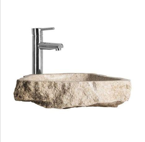Lavatório Pedra MARMORE Stone Sink - by OVO Home Design