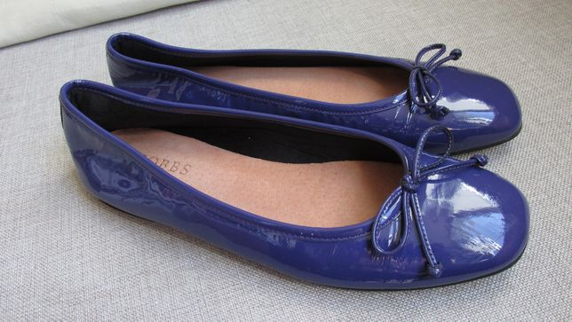 Балетки туфли мокасины HOBBS London 39 размера,стелька 25.5см Оригинал