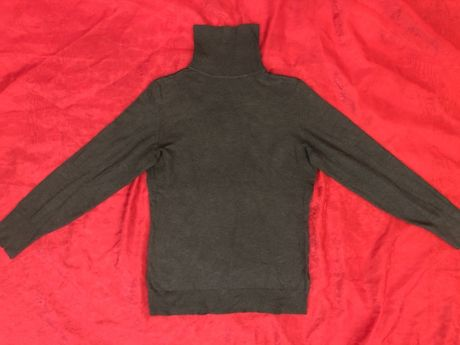 Стильный свитер гольф водолазка 46-48р HEMA Германия