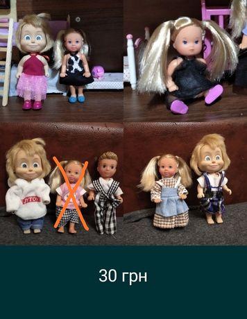 Одежда для детей куклы Барби, Эви, Челси, Маша