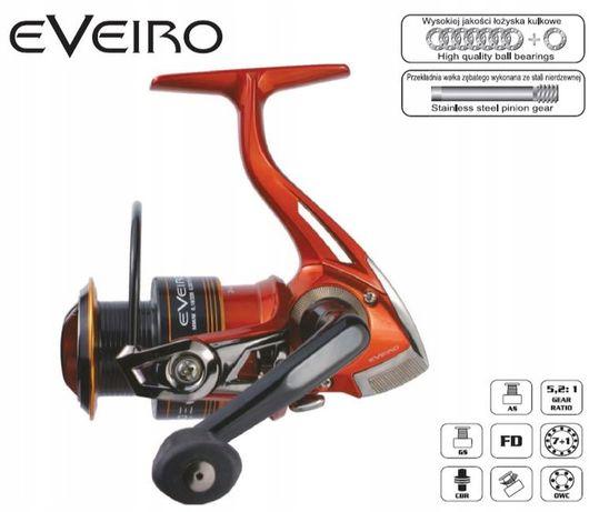 Kołowrotek Mistrall EVEIRO FD 3500 7+1BB