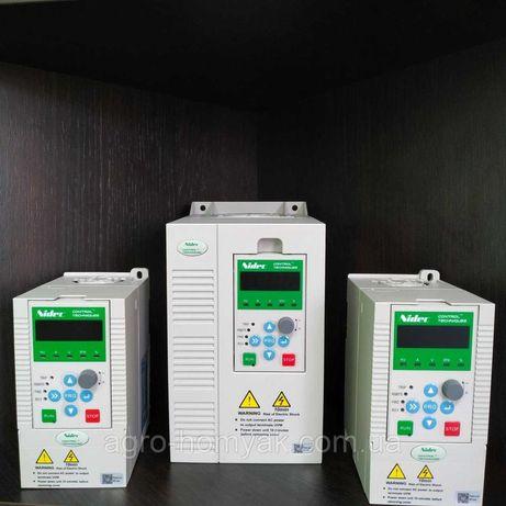 Векторный частотный преобразователь Nidec, инвертор Nidec, частотник