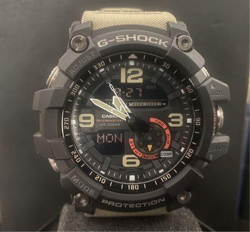 Casio G-SHOCK Mudmaster GG-1000-1A5ER *NOVO*