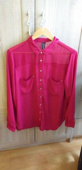 Bonprix elegancka bluzka dla puszystej