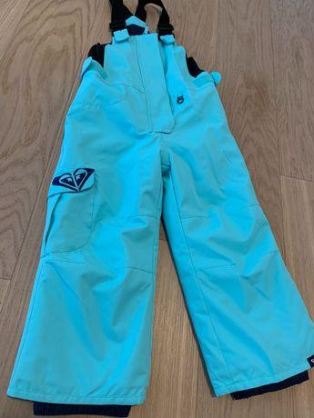 nowe spodnie narciarskie roxy r. 3