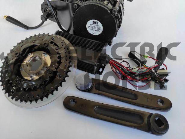 Электронабор Cyclone циклон 4000w 4квт лучше Bafang мотор колесо вело