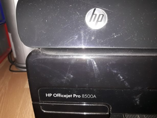 Imperssora HP Officejet Pro 8500A