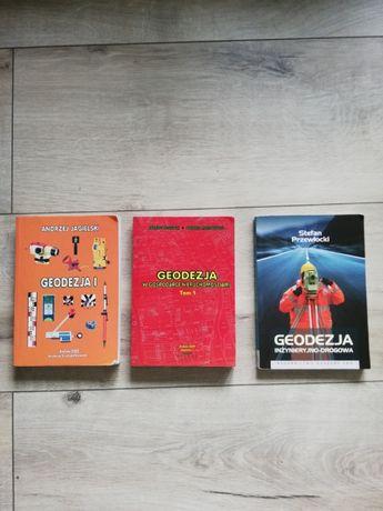 Geodezja. Podręczniki do technikum.