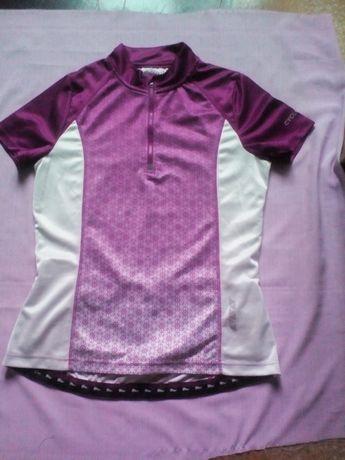 Вело футболка женская