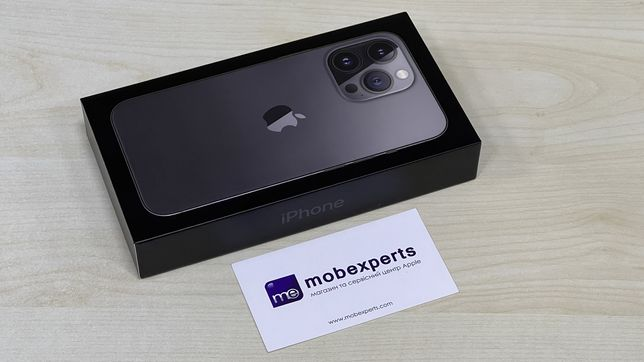 iPhone 13 Pro Graphite 256GB monobank Укрсиббанк PrivatBank AlfaBank
