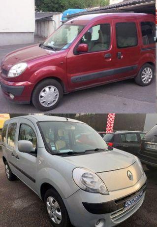 Рено Канго бу запчасти из Франции Англии разборка Renault Reno Kangoo