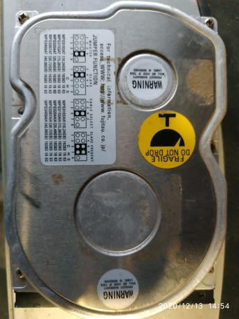 Винчестер, жёсткий диск