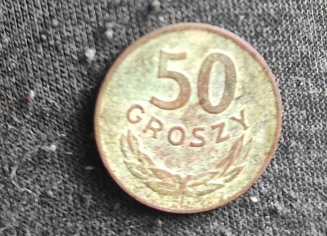50 groszy z 1949