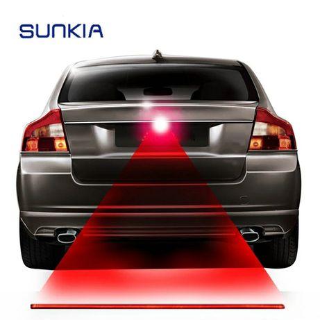 Лазерный задний фонарь парковки и не только