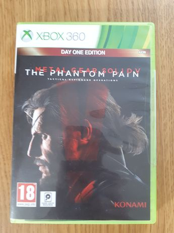 Metal Gear Solid 5: The Phantom Pain na Xbox 360 - POLECAM